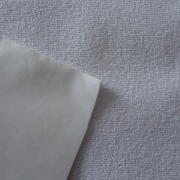 Terry coat PVC